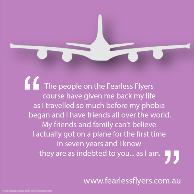 freedom to travel – Fearless Flyers Inc